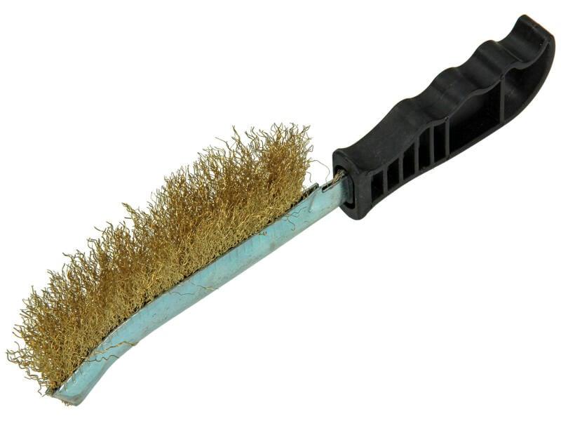 SPID schuurborstel staal
