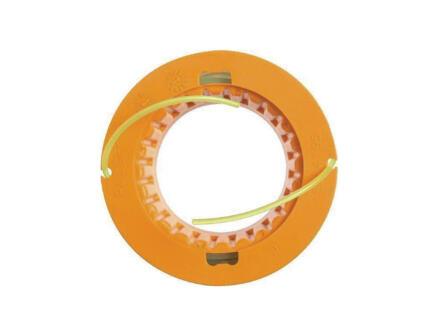 Universal SPO 001 bobine double fil pour coupe-bordures 2mm 4m
