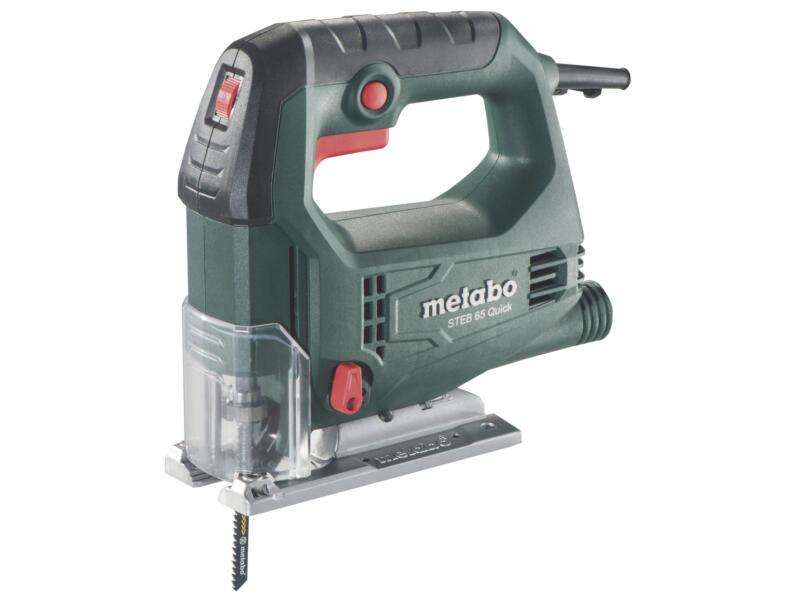 Metabo STEB 65 Quick decoupeerzaag 450W + accessoires