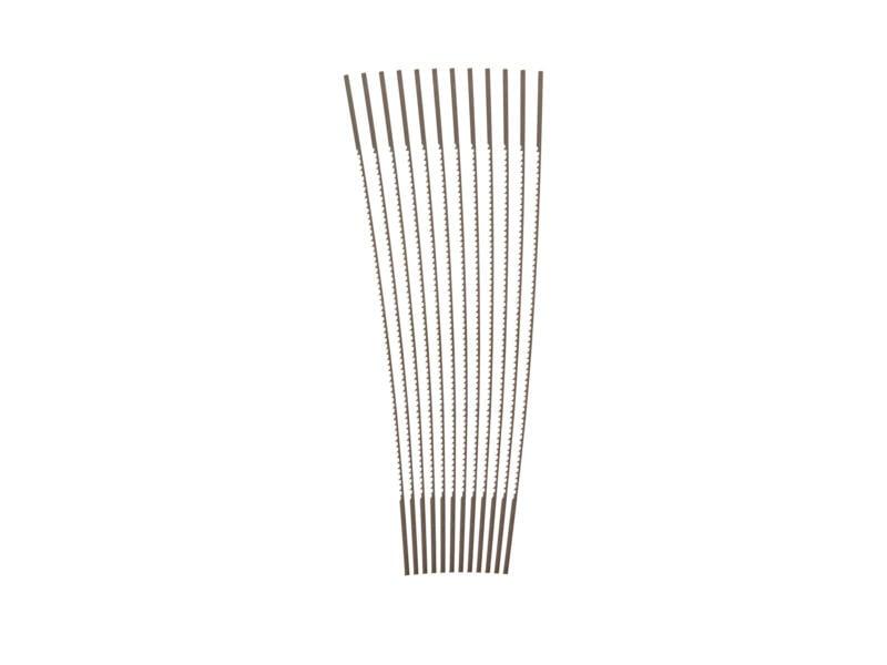 Stanley STHT0-20129 lames de scie à chantourner 13cm set de 12