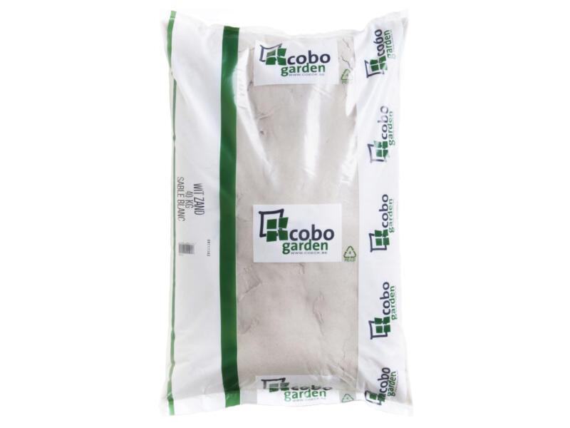 Sable blanc 0-1 mm 40kg