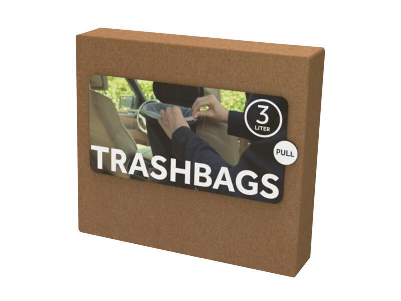 Flextrash Sacs-poubelle S 3l 10 pièces