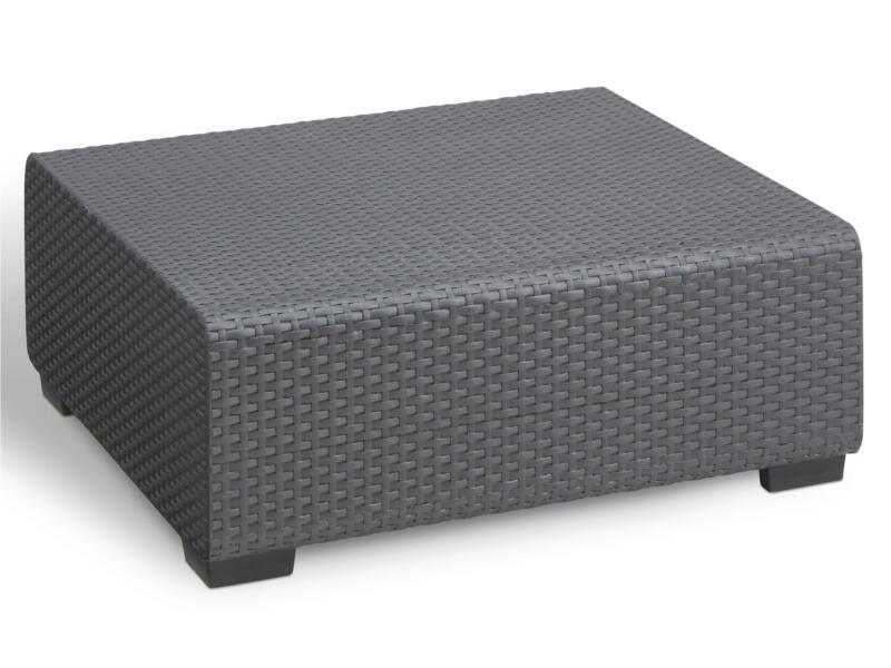 Allibert Salta table basse graphite