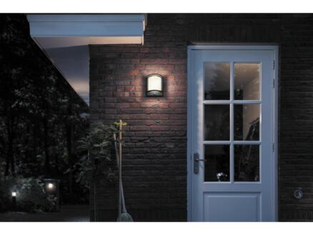 Philips Samondra applique murale extérieure LED 12W avec PIR anthracite