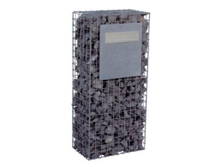 VASP San Diego brievenbus belgische blauwe steen zwart