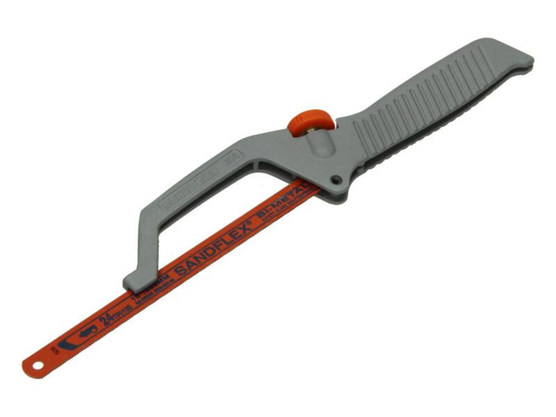 Bahco Sandflex minimetaalzaag 26cm + blad