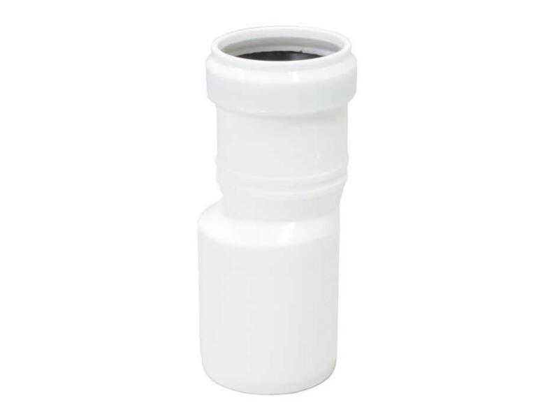 Scala Sanitaire augmentation 32mm/40mm polypropylène blanc