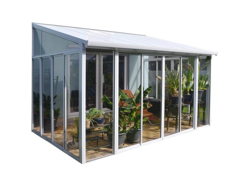 Palram Sanremo veranda 435x300x310 cm wit