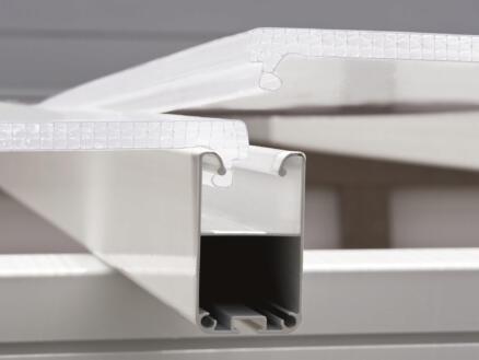 Palram Sanremo véranda 556x300x310 cm polycarbonate blanc