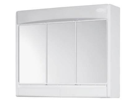 Jokey Saphir spiegelkast 60cm 3 deuren wit