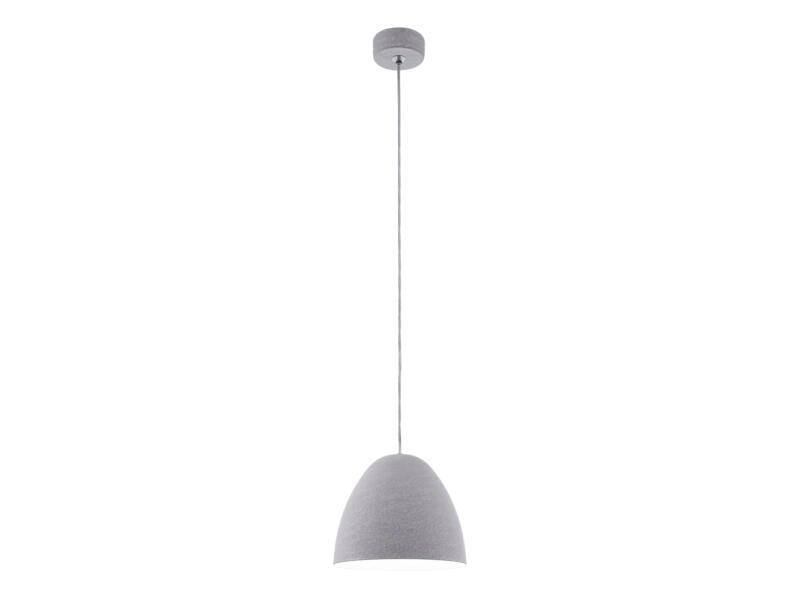 Eglo Sarabia hanglamp E27 max. 60W 27,5cm grijs