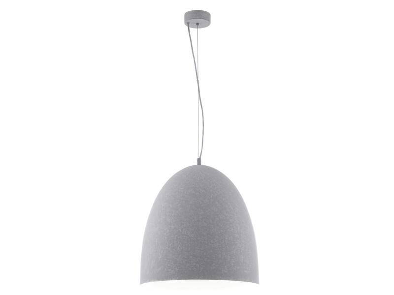Eglo Sarabia hanglamp E27 max. 60W 48,5cm grijs