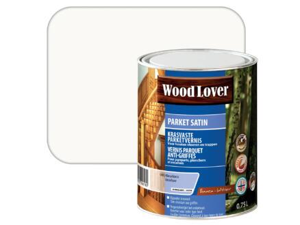 Wood Lover Satin vernis pour parquet 0,75l incolore