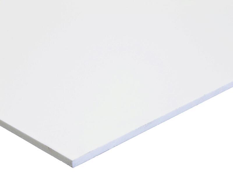 Scala Scafoam PVC plaat 100x100 cm 10mm wit