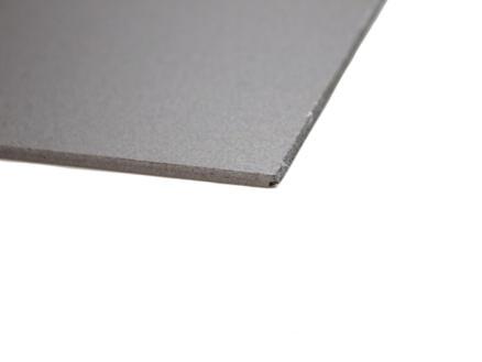 Scala Scafoam plaque PVC 100x100 cm 5mm gris
