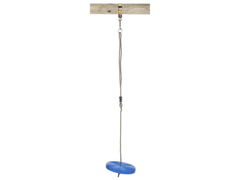 Schommeldisc 35cm blauw