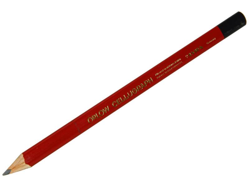 Schrijnwerkerspotlood 23cm