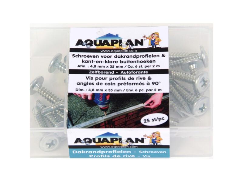 Aquaplan Schroeven 35mm 25 stuks