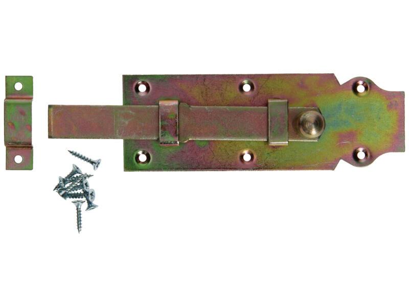 Schuifgrendel 160mm