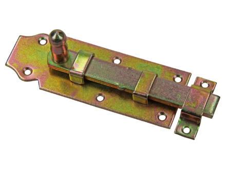 Schuifgrendel deur 120mm breed