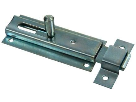 Schuifgrendel plat 80mm