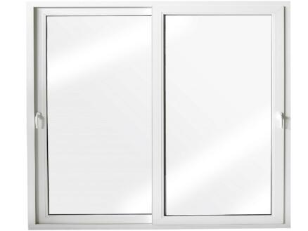 Schuifraam 246x218 cm PVC