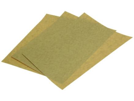 3M Schuurpapier K180 280x230 mm