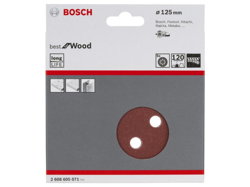 Bosch Professional Schuurschijf K120 125mm
