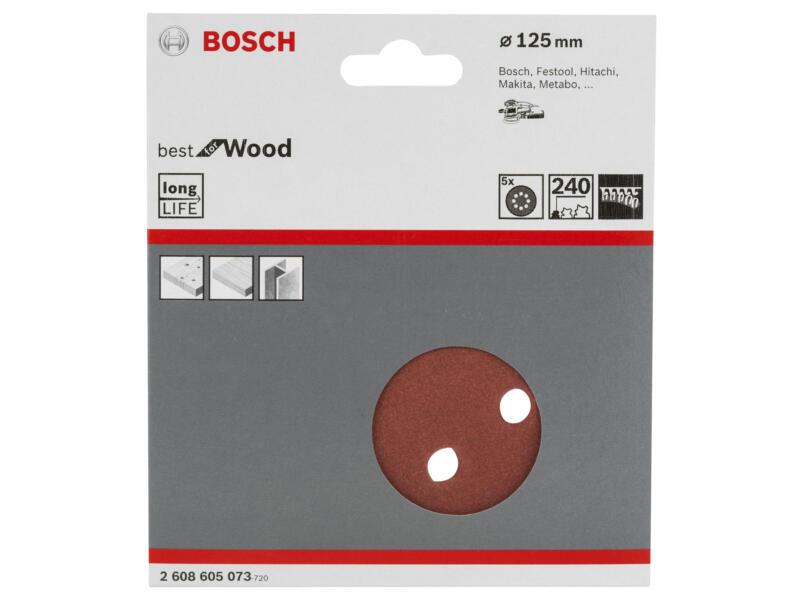 Bosch Professional Schuurschijf K240 125mm