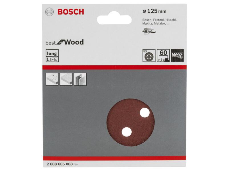 Bosch Professional Schuurschijf K60 125mm