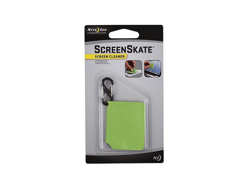 Nite Ize ScreenSkate reinigingsdoek smartphone groen