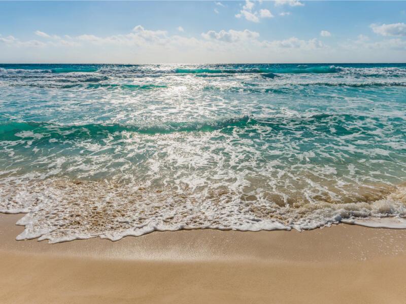 Seaside papier peint photo 8 bandes