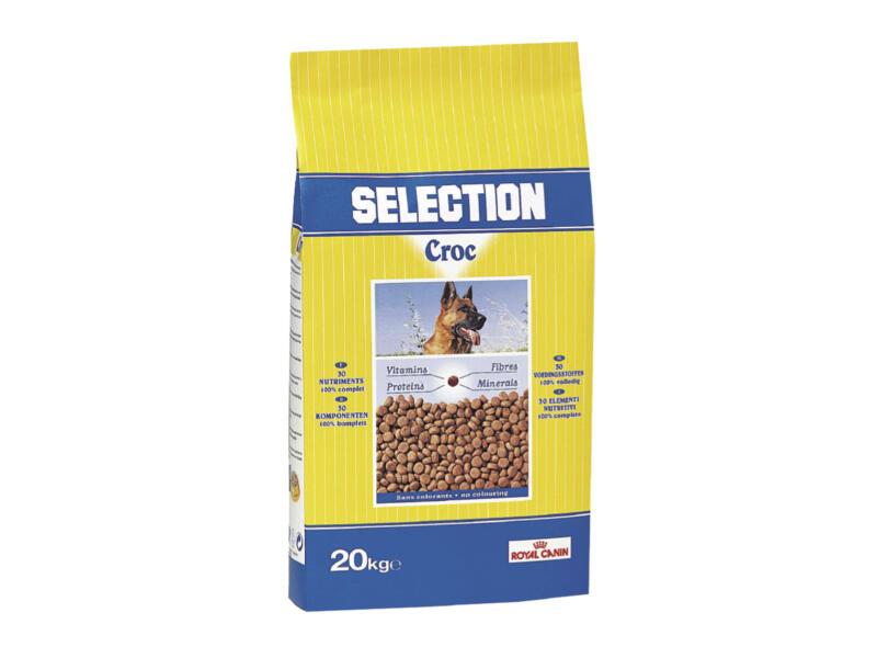 Royal Canin Selection Croc hondenvoer 20kg