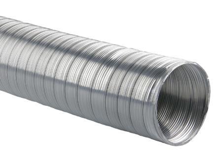 Renson Semidec gaine flexible 125mm 1,5m aluminium