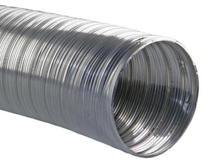 Renson Semidec gaine flexible 150mm 1,5m aluminium