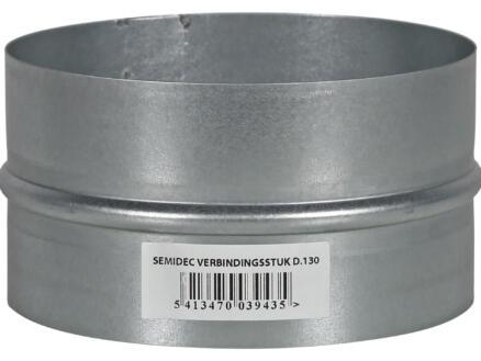 Renson Semidec manchon 130mm galvanisé