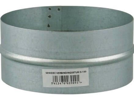 Renson Semidec manchon 150mm galvanisé