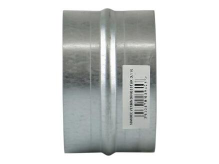 Renson Semidec mof 110mm gegalvaniseerd