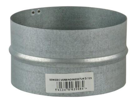 Renson Semidec mof 125mm gegalvaniseerd