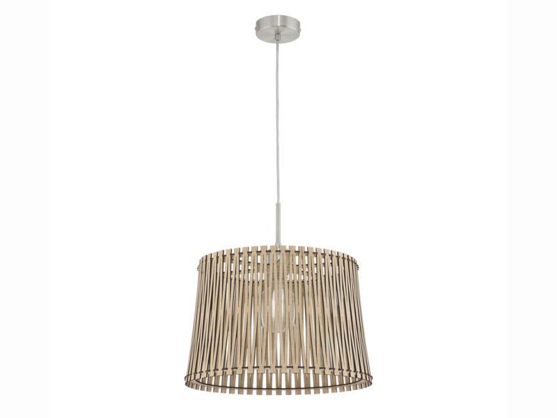 Eglo Sendero hanglamp E27 max. 60W 38cm lichtbruin