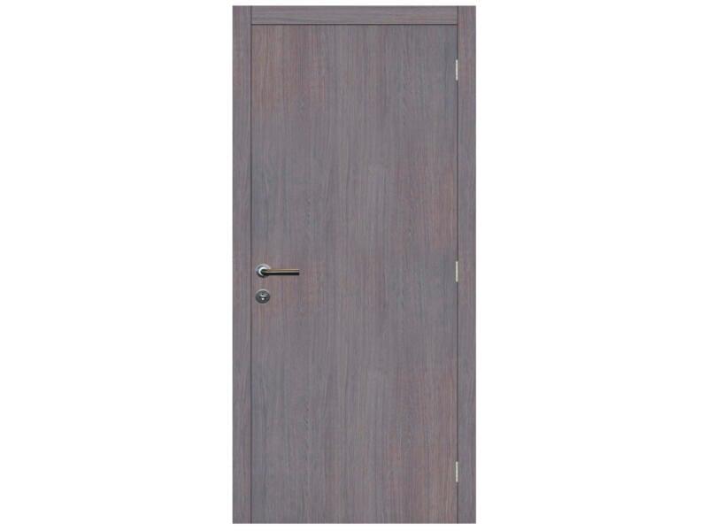 Solid Senza Classico binnendeur 201x78 cm eik grijs