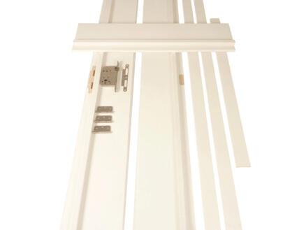 Solid Senza Classico ébrasement 202,2x16,5 cm premium blanc