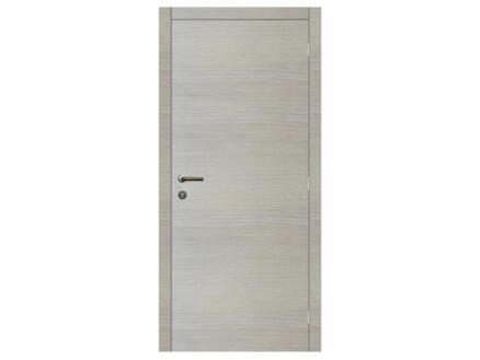 Solid Senza Classico porte intérieure 201x73 cm chêne blanc