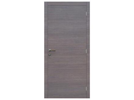 Solid Senza Classico porte intérieure 201x93 cm chêne gris