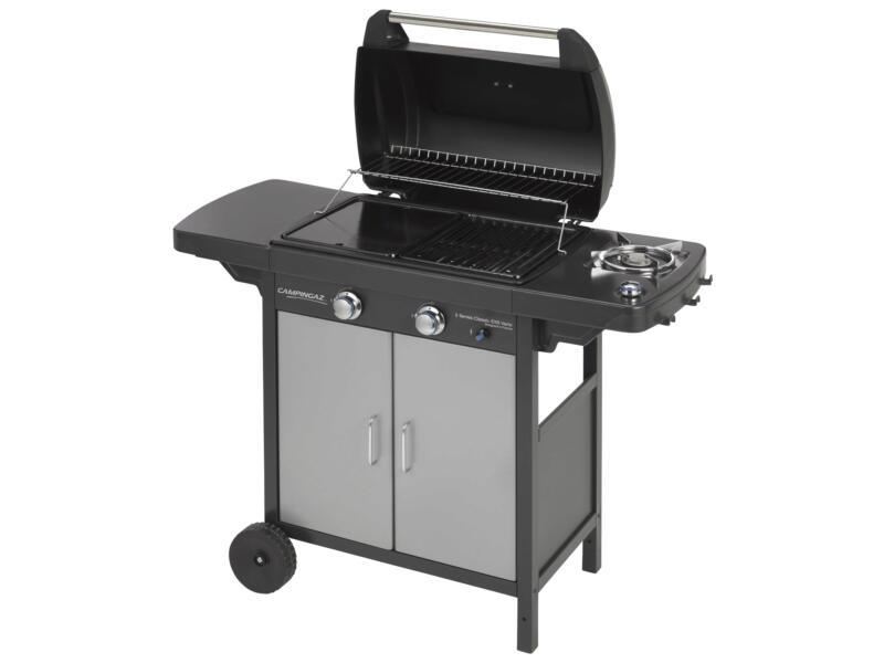 Campingaz Series 2 EXS gasbarbecue zwart