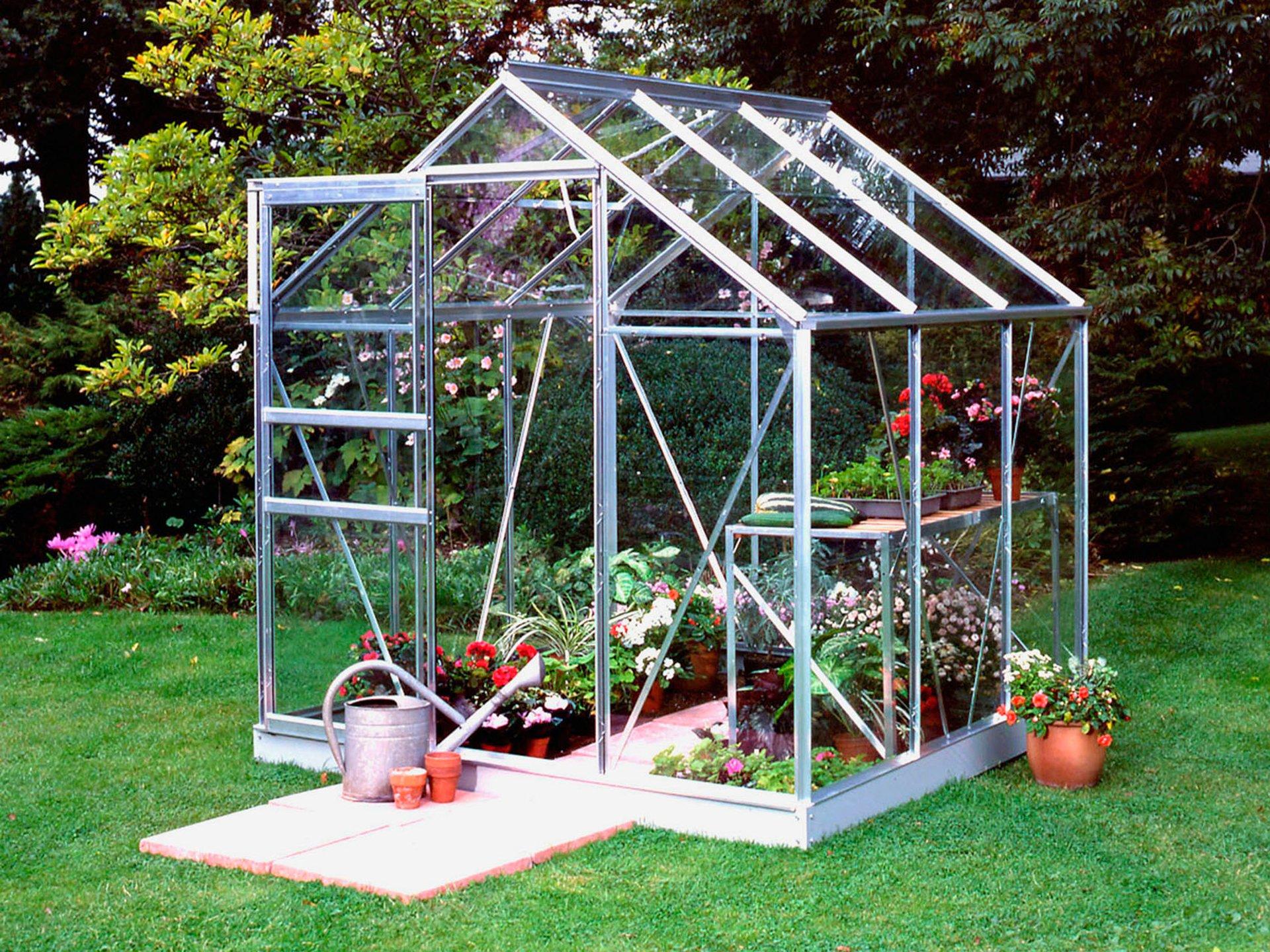 Une serre pour votre jardin? Hubo propose + de 120 modèles | Hubo