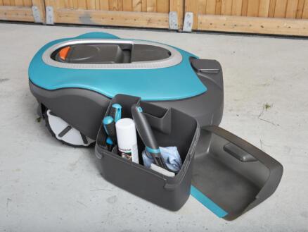 Gardena Set d'entretien et de nettoyage pour tondeuse robot