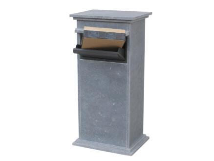 VASP Sevilla Parcel boîte aux lettres pierre bleue belge