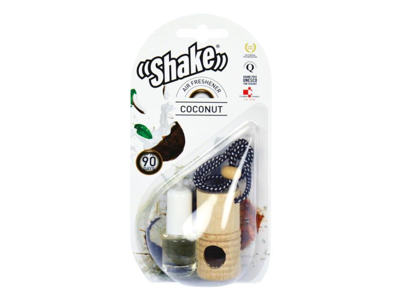 Shake luchtverfrisser 4,5ml coconut + navulling