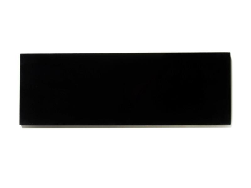 Shanxi tablette de fenêtre 113x20x2 cm pierre naturelle noir